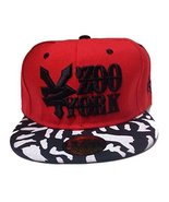 Limited Edition Trendy Hip Hop Free Size Adjustable Snapback Zoo York Cap - $14.85