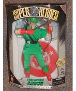 Vintage 1999 DC The Green Arrow 9 inch Action Figure New In The Box - $29.99