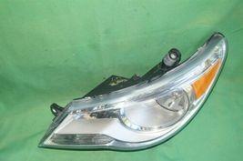 09-12 Volkswagen VW Routan Halogen Headlight Head Light Lamp Driver Left Side LH image 3