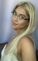 New MICHAEL KORS MK 37 11 51mm Silver Semi-Rimless Women's Eyeglasses Frame D - $89.99