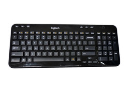 Logitech K360 Wireless Keyboard, USB Unifying Receiver, batteries, TESTE... - $453,28 MXN