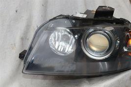 06-08 Audi A3 Xenon HID Headlight Head Light Lamp Driver Left LH POLISHED image 3
