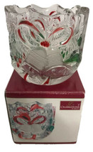 CELEBRATIONS by MIKASA CHRISTMAS HOLIDAY BELLS COLLECTION VOTIVE HOLDER ... - $16.78
