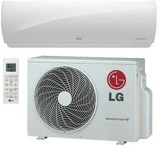LG - Cooling/Heat Pump LAU120HYV1 DUALCOOL Prestige Outdoor Inverter Heat Pump 1 - $4,725.80
