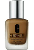 Clinique Superbalanced Silk Makeup Foundation SPF 19 Silk Brandy (D-G) *NEW* - $18.76