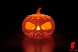 Pumpkin nightlight for Halloween - $14.75 CAD