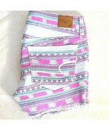 American Eagle Outfitters AEO Stretch Cut-off Raw Hem Shorts Women Size 2 - $19.79