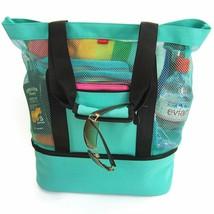 OdyseaCo - Aruba Beach Bag - Beach Tote w/Zipper & Insulated Cooler - $31.88+