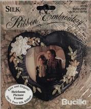Bucilla Silk Ribbon Embroidery Kit--41160--Romantic Reflections - $6.92