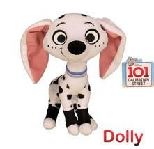 "Disney 101 Dalmations Destiny, Dolly, Dylan, Dorothy, DaVinci 10""/25cm P... - $29.41"