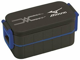 *Skater 2-stage lunch box 600ml lunch box Mizuno 17 MIZUNO made in Japan... - $17.39