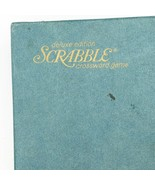 Vintage SCRABBLE Crossword Game Selchow & Righter Co. 1977 Complete EUC - $67.50