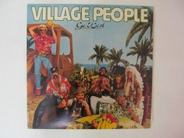 Village People: Go West Record - $9.89