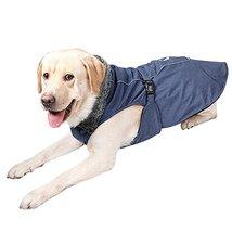 NACOCO Dog Winter Coat Waterproof Fleece Lined Jacket Cold Weather Coats... - $24.74