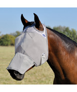 Cashel Crusader Long Nose No Ears Fly Mask - $26.95+