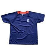 Majestic Detroit Tigers Men's BP Jacket/Shirt 3XLT Big & Tall New! NWT! MLB - $19.79