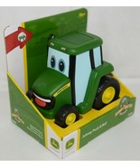 John Deere LP67305 Johnny Tractor Push And Roll Toy 18 Months - $16.99