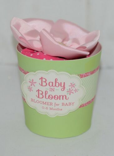 Baby In Bloom BA15089SM Bloomers Zero To Six Months Made In China
