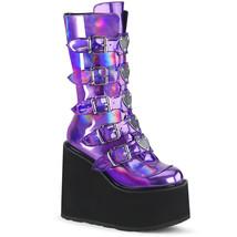 Demonia SWING-230 Women's Boots PPHG - $117.95