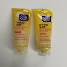 (2) Clean & Clear Morning Burst Brightening Exfoliating Face Scrub, 5 oz... - $21.84