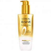 L'oreal Elseve Extraordinary Oil La Cream 100 Ml. - $20.37