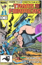 The Transformers Comic Book #13, Marvel 1986 NEAR MINT - $7.84
