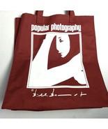 Vintage Bill Brandt Canvas Tote Bag Photographer Popular Photography - $14.84