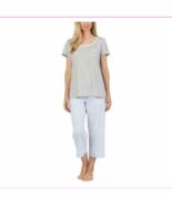Carole Hochman Women's 2_Pockets On Pant Front Patch Pocket On Shirt Paj... - $11.90+