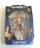 UFC JENS PULVER WEC 31 LIL' EVIL ACTION FIGURE SERIE 6 Cage fighter - $29.57