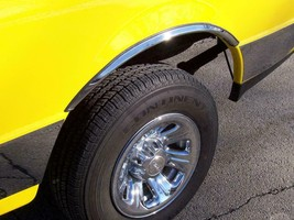 "The Best! Fender Trim For Ford Ranger 93-11 Stainless High Polish 1/2 Arch 2"" - $79.99"