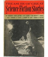 Treasury of Great Science Fiction Stories Number 1 Popular Library 1965 ... - $7.75