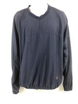 Footjoy FJ Lined Long Sleeve Golf Pullover Windbreaker Wind Jacket Mens Size XL - $24.95