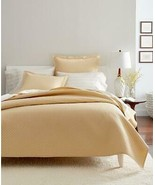 $135.00 Charter Club Damask Cotton 2-Pc Quilted Twin Coverlet, Sunglow - $74.25