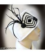 Art For Your Head by DreamWoven - Handmade Art Hat - $280.00