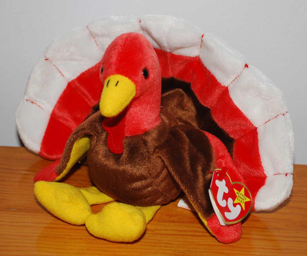 ffc40260e00 TY Beanie Baby Gobbles Thanksgiving Turkey and 19 similar items. S l1600