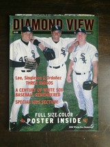 Chicago White Sox MLB Baseball 2000 Diamond View Magazine - with Poster - $6.64
