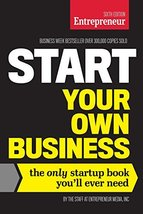 Start Your Own Business, Sixth Edition: The Only Startup Book You'll Eve... - $14.69