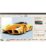 Inkscape - Vector Graphics Editor Compare to Adobe Illustrator, CorelDRAW  - $5.99