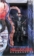Dr. CHANNARD HELLRAISER movie series 3 action figure Deluxe BOXED set - $331.65