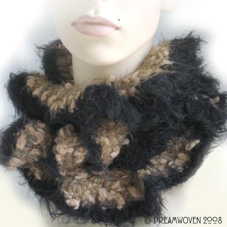Artful Accessory by DreamWoven - Handmade Neck Wrap Scarf