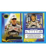 Jimmie Johnson 2005 Wheels High Gear NASCAR Racing Card #23 - $1.50