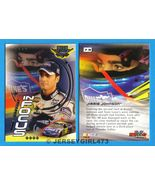 Jimmie Johnson 2005 Wheels High Gear In Focus NASCAR Racing Card #73 - $1.50