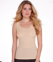 Spanx Trust Your Thinstincts Tank Top in Soft Nude, 2X - $28.70