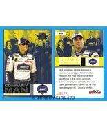 Jimmie Johnson 2006 Wheels High Gear Lowe's Company Man NASCAR Racing Ca... - $1.50