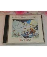 Dire Straits Live Alchemy Part Two 5 Tracks 1984 Gently Used CD Warner B... - $12.99