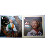Lot 2 HEART of the COUNTRY DALE Evans western cowboy gospel WST8661/8656 33 LP - $9.00
