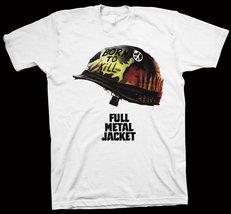 Full Metal Jacket T-Shirt Stanley Kubrick, Matthew Modine, Adam Baldwin NEW - $14.99+