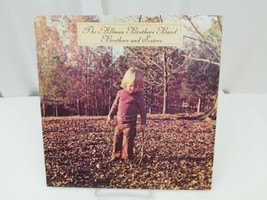 Allman Brothers Band Vinyl Record Brothers & Sisters LP Album NrMt Rambl... - $17.41