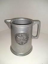 """Vintage Carroll N Abrams Bicentennial Of USA 1776-1976 Wilton MUG Pewter 7"""" - $22.54"""