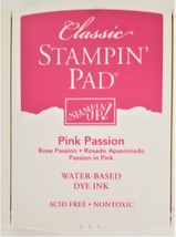 Stampin' Up Classic Stamp Pad in Pink Passion
